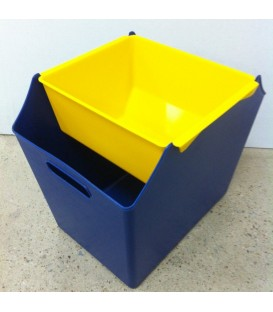 Desk Side Bins - Plastic