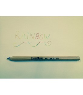 Rainbow pencil thick