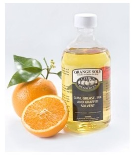 Citrus Based - Orange Solv - 5L Bottle