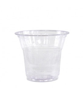 Cup, Clear PLA, 150ml/5oz - Pack of 50.