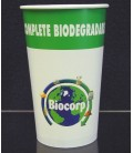 CUP BIODEGRADABLE PAPER 580ml