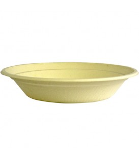 Large Bowl, Sugarcane Fibre, 24oz/680ml - Full Carton.