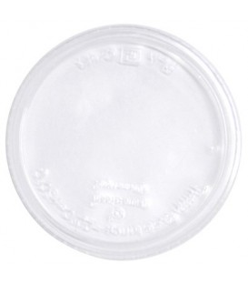 Flat Lid for Large 700ml PLA bowls - Full Carton.