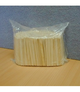 Stirrer Wood - 110mm - Pack of 10.000