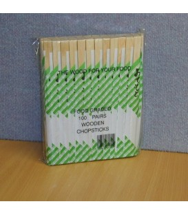 Chopsticks Wood - Carton of 3000 Sets