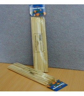 Skewers Bamboo 250mmL - Carton of 10.000