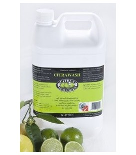 Citrus Based - Citrawash Laundry Liquid - 5 Litre Bottle